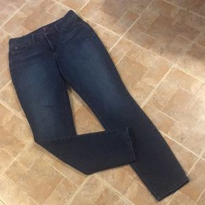 NYDJ Alina lift and tuck jeggings size women's 6
